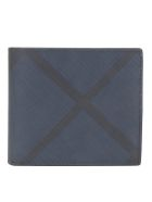 Burberry Wallet - Navy/black