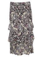 Isabel Marant Étoile Etoile Cencia Skirt - Nero