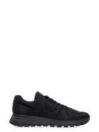 Prada Prada Prax 01 Re-nylon Low-top Sneakers - black