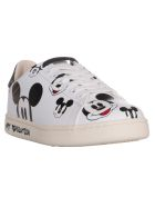 M.O.A. master of arts Master Of Arts Mickey Mouse Sneakers - Bianco