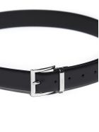 Prada Saffiano Reversible Belt - Nero