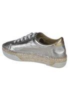 Espadrilles Sneakers - Silver