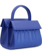 Nico Giani Eris Leather Mini-bag - blue
