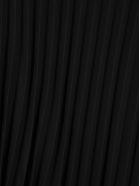 Max Mara Studio Pleated Skirt - BLACK