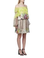 Blumarine Dress - Giallo multicolor