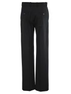 Y/Project Cut Out Details Trousers - BLACK