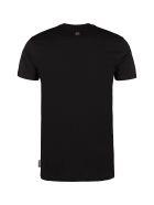 Philipp Plein Logo Print Cotton T-shirt - black