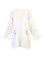 IRO Oversized Sweater - White