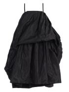 Simone Rocha Oversized Dress - Black