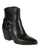 Michael Kors Barnes Ankle Boots - black