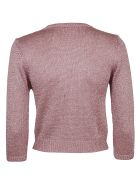 Charlott Knitted Cropped Top - Rosa