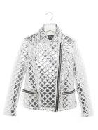 Balmain Jacket - Silver