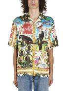 Martine Rose T-shirts HAWAIIAN SHIRT