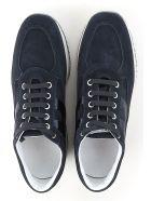 Hogan Laced Shoes - Blue