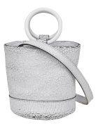 Simon Miller Bonsai Bucket Bag - White Crackle