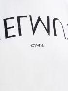 Helmut Lang Tshirt Logo - White