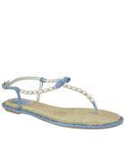 René Caovilla Thong Sandals - Basic