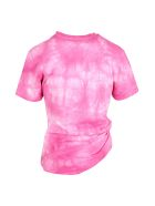 Paco Rabanne 'lose Yourself' Cotton T-shirt - Pink