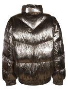 Isabel Marant Zipped Padded Jacket - bronze