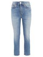RE/DONE Jeans - Worn indigo