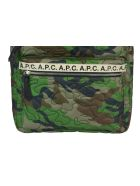 A.P.C. Marc Backpack - Multicolor