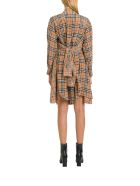 Burberry Shirt Dress - Beige