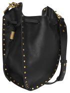 Isabel Marant Radja Shoulder Bag - BLACK