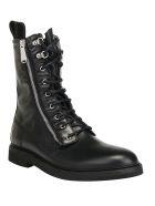 Balmain Ranger Boots - Noir