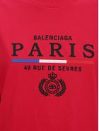 Balenciaga T-shirt - Strawberry