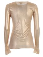 Avant Toi Fitted Top - Oro