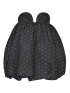 Giuseppe di Morabito Polka-dot Short Dress - Black