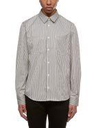 A.P.C. Pinstripe Button Shirt - Basic