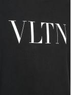 Valentino T-shirt - Nero/vltn bianco