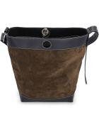 J.W. Anderson Key Tote Bag - brown