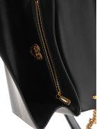Dolce & Gabbana Dolce&gabbana Large Devotion Crossbody Bag - BLACK