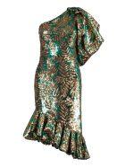 Giuseppe di Morabito Sequined Dress - green