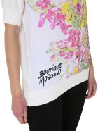 Boutique Moschino Round Neck T-shirt - BIANCO