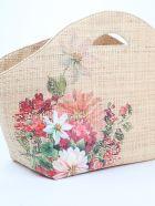 Maria La Rosa Tote Bag - Bouquet