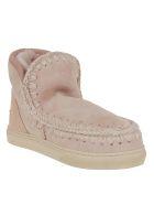 Mou Eskimo Sneakers - Robe Rose Beige