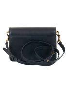 J.W. Anderson Mini Logo Shoulder Bag - Black