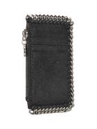 Stella McCartney Cards Zip - Black