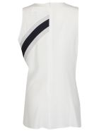 SportMax Fitted Top - White