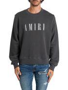 Amiri T-shirts LOGO SWEATSHIRT