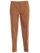 Aspesi Mid-waist Trousers - Red