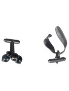 Brioni Vischio Cufflinks - Black