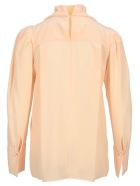 Givenchy Decorative Buttoned Blouse - PINK