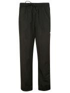 MSGM Straight-leg Track Pants - black