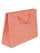 Medea Mini Shopper Bag - Arancio