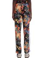 Palm Angels Pants In Black Polyester - black
