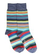 Paul Smith Oberyn Stripe Socks - MULTICOLOR